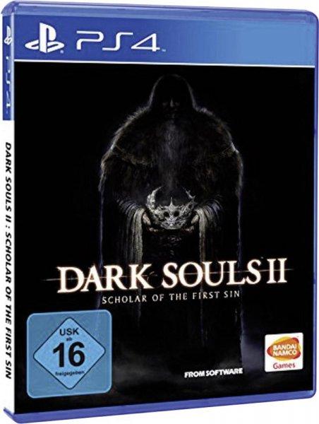 [digitalo.de] Dark Souls II: Scholar of the First Sin (Playstation 4) für 44,47 EUR