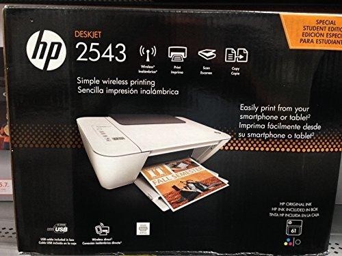 [offline] HP Wlan Drucker Deskjet 2543 (+5€ Gutschein) bei Penny