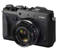 50 Euro off Fujifilm X30 Digitalkamera (12 Megapixel, 4x opt. Zoom, HDMI, USB 2.0)