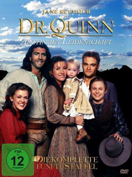 (Saturn.de) (DVD) Dr. Quinn - Ärztin aus Leidenschaft - Staffel 5
