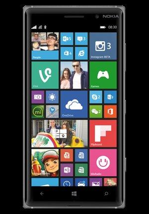 [Handyflash] Klarmobil D2 Allnet-Flat (3000 SMS, 1GB) inkl. Lumia 830 für 20,89€ pro Monat (effektiv 10,40€)
