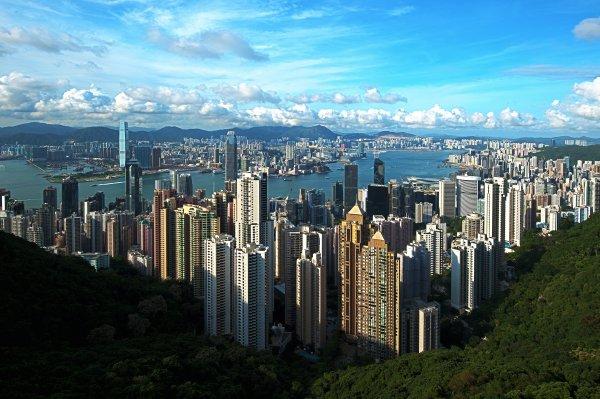 Direktflug nach Hongkong mit Lufthansa ab 324€