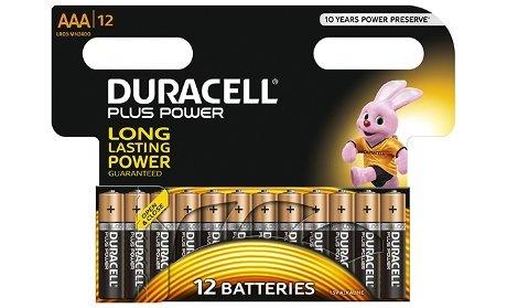 Duracell AA- oder AAA-Batterien im Vorratspack inkl. Versand ab 6,99 €