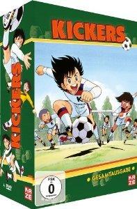 (Amazon.de & saturn.de) Kickers - Gesamtausgabe (4 DVD´s) für 29,99€
