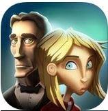 [iOS] Von Entwicklern der alten Lucas-Arts-Games: 3D Point & Klick Adventure Perils of Man (statt 4,49)
