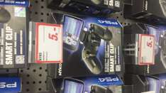 (Lokal MM Elmshorn) Nyko Smart Clip -Smartphone am PS4 Controller