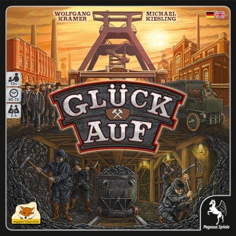 Brettspieltage bei buch.de - Glück auf (22,99 Euro bzw. 20,23 Euro), Shopping Queen (21,99 Euro bzw. 19,35 Euro) & viele weitere Spiele