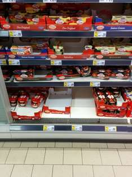 [Lokal Essen] Kaufland: Dany Sahne Pudding 4x 115g ab 0,39€