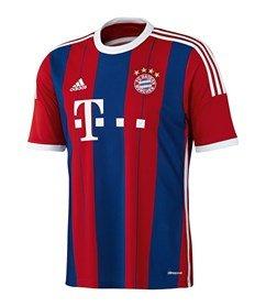 Trikot Bayern München, Barcelona, Real Madrid, Juventus Turin und Chelsea London für 33,97 +VK / Borussia Dortmund für 29,97