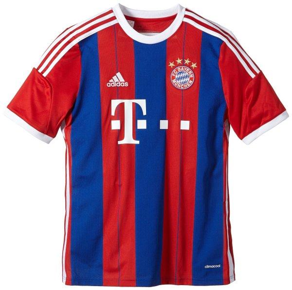 [amazon] FC Bayern München Trikot (176 - S) für 23,40€