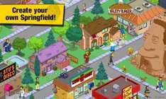 "Amazon: gratis "" The Simpsons: Tapped Out""  app ( Electronic Arts Spiel)"