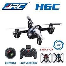[Banggood] Quadrocopter JJRC H6C für 34,91 € inkl VSK idealo : 46 € qipu 4%