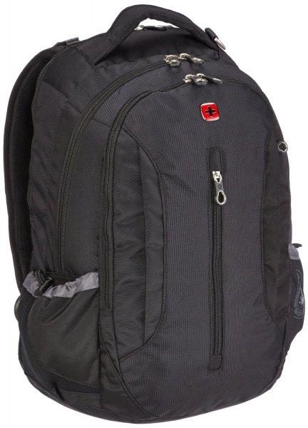 Wenger Freizeit/Laptop Rucksack SA12882415, schwarz, für 42.00 € versandkostenfrei bei @DealClub