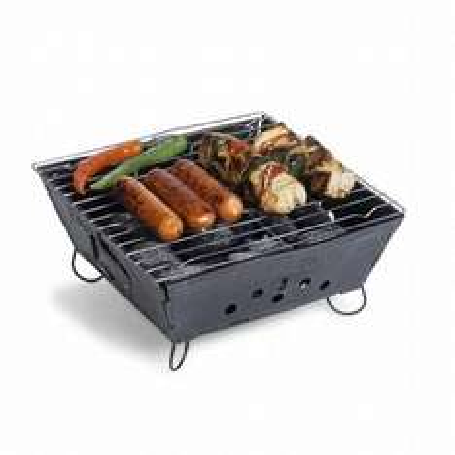 BBQ Klappgrill Holzkohle für 6,99€ inkl. Versand @ebay