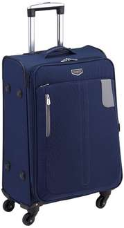 (Amazon.de) Bugatti Koffer-Trolley Fled 56 cm 48 Liters Blau 43,98€