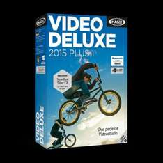 Magix Video Deluxe 2015 Plus Sonderedition incl. NewBlue Premium Effects und Vasco da Gama 8 HD Pro