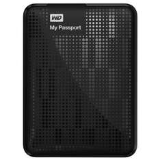 [Amazon Blitzangebot] WD My Passport Ultra externe Festplatte 2TB - USB 3.0 - 2,5 Zoll