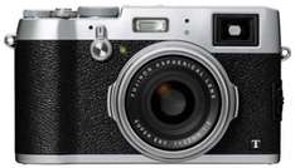 Fujifilm X100T silber