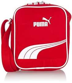 PUMA Umhängetasche Sole Portable, ribbon red-white