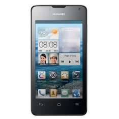 "Huawei Ascend Y300 schwarz/weiß 4"" Android 4.1.1 Smartphone [Amazon WHD]"