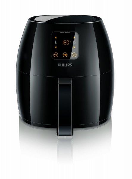 [WHD] Philips HD9240/90 Airfryer XL Heißluft Fritteuse schwarz + evtl. Gratis Grillpfanne