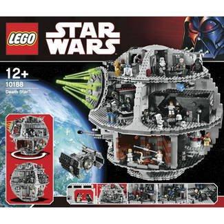 """[Toys""""R""""Us] LEGO Star Wars - 10188 Todesstern für 335,99 EUR (3% Qipu)"""