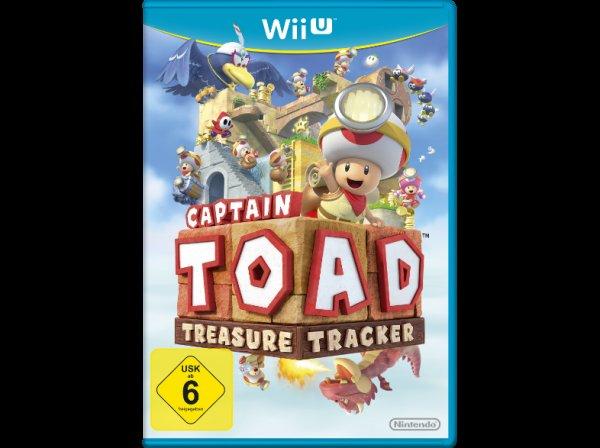 Captain Toad: Treasure Tracker (Wii U) für 26,98€ @ saturn.de mit Füllartikel und Newsletter 5€ Gutschein