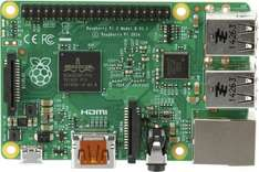 Raspberry Pi® 2 Model B 1 GB für 34,70€ @Digitalo.de