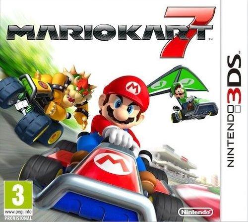 Mario Kart 7 3DS Download Code für 19,99€ @coolshop.de