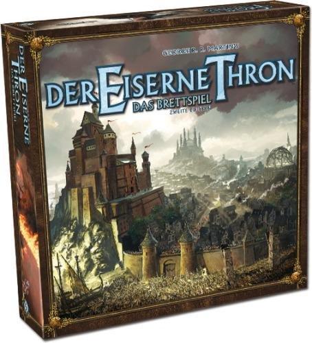 """[Thalia] Brettspiel """"Der eiserne Thron"""" für 26€ *** Kartenspiel / RPG """"Munchkin 1+2"""" in 3 Versionen für 13€"""