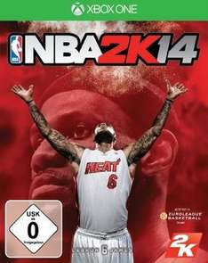 NBA 2K14 (Xbox One) für 9,99€ @Saturn