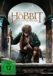 Der Hobbit: Die Schlacht der fünf Heere (DVD)