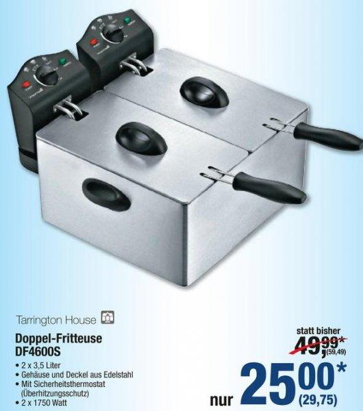 [metro 07.-20.05] Doppel-Fritteuse DF4600S 2x 3,5L für 25€/29,75€