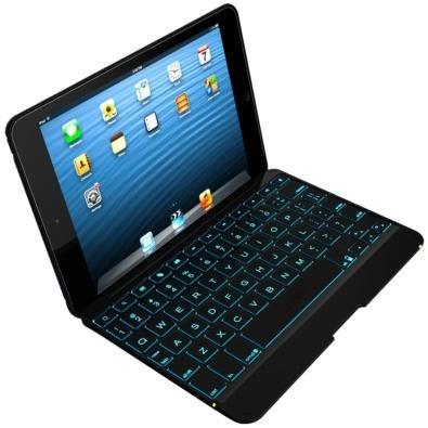 [Lokal Saarbrücken: TKmaxx] Zagg Folio Bluetooth Tastatur für iPad mini