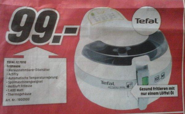 [local@MM Dietzenbach] Fettarm frittieren - Tefal Actifry FZ 7010 für 99 €