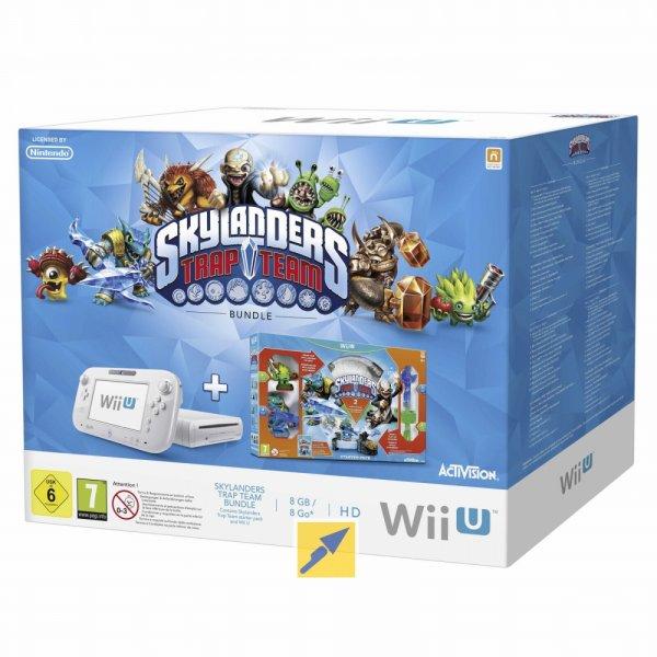 [Media Markt Egelsbach] Nintendo Wii U Skylanders Basic Pack Spielkonsole für 177€