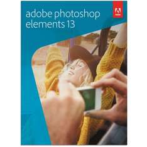 Adobe Photoshop Elements 13 Mac/Win, DVD für 39,90 € statt 70,28 €, versandkostenfrei bei @Cyberport