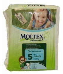 MOLTEX Nature No1 Ökowindeln zum Hammerpreis