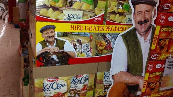 [lokal] gratis Lorenz Hof Chips @  Rewe in 73061 Ebersbach Fils