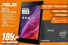 [ Offline Expert-Technikmarkt] Asus ME572CL-1A020A 17,78 cm (7 Zoll Full HD) Tablet-PC (Intel atom Z3560, 1,8GHz, 2GB RAM, 16GB SSD, PowerVR G6430, Android Touchscreen, LTE Version, IPS Display) schwarz  für 189,-€