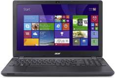 "Acer Aspire E5-571G - Intel i5-5200U, GeForce 840M, 8GB RAM, 500GB SSHD, 15,6"" Full-HD matt, Win 8.1 & Tasche+Maus - 599€ @ Cyberport.de"