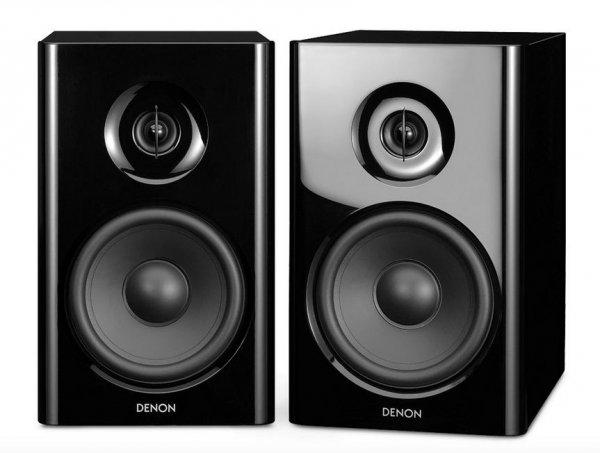 Denon Lautsprecher SC-N7 (Paar) schwarz für 21€ @ Gravis Hamburg