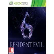 (UK) RESIDENT EVIL 6 [Xbox360] für 6,07€ @TheGamescollection