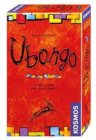 Ubongo Mitbringspiel Neue Edition 2015 für 4,99€ @ Amazon Prime