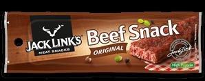 Jack Link's Beef Snack - Beef Jerky 25 x 25g bei Groupon