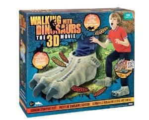 Vivid Walking with Dinosaurs Gorgons Dinosaurier Füsse Mit Sound (spar-toys)