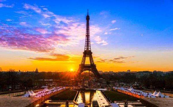 Tagesausflug nach Paris für 1 Person mit Hin- und Rückfahrt im Luxus-Reisebus inkl. Stadtrundfahrt für 35€ @Groupon