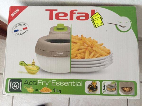 Local Venlo Tefal Essential Actifry
