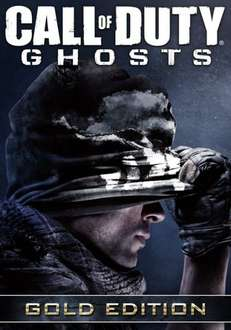 [Steam] Call of Duty: Ghosts Gold bei Gamesplanet.com