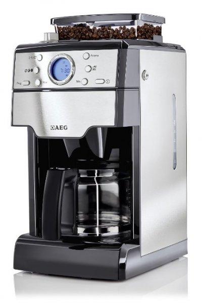 AEG KAM 300 Kaffeeautomat Fresh Aroma (1000 Watt, mit integriertem Mahlwerk, 9 Individuelle Mahlgradeinstellungen) @ Amazon WHD